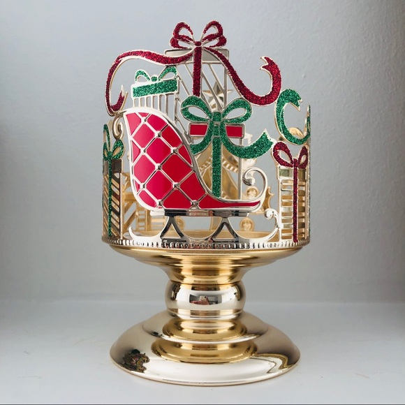 Bath and Body Works Holiday Gifts Candle Holder